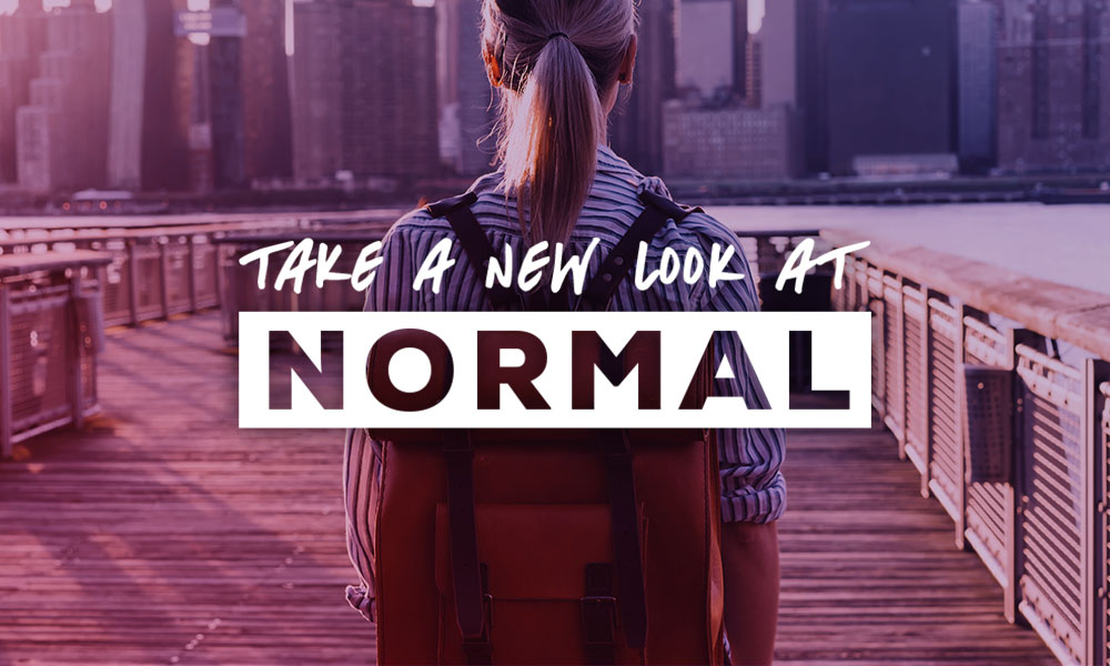 Take A New Look At Normal