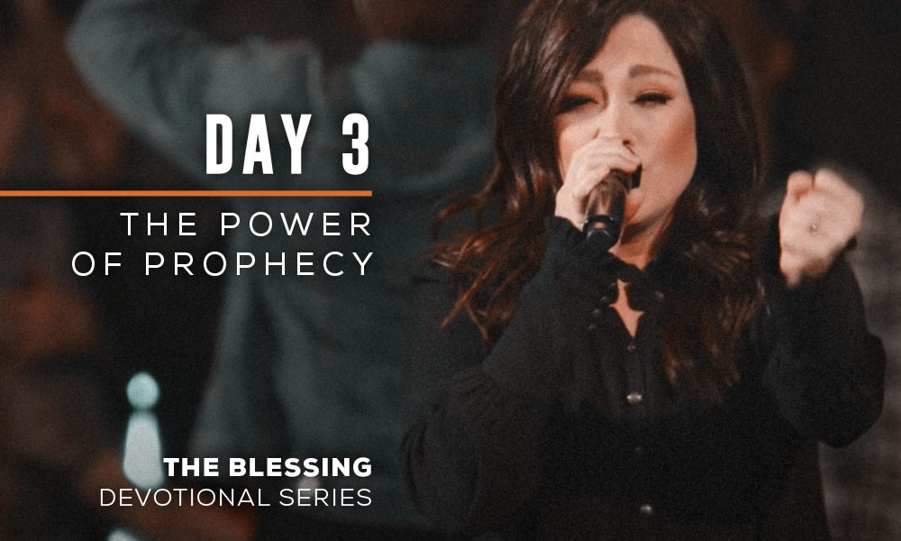 The Blessing Devotional Series - Day 3