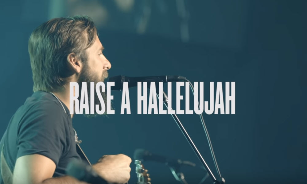 """Raise A Hallelujah"" By: Bethel Music"