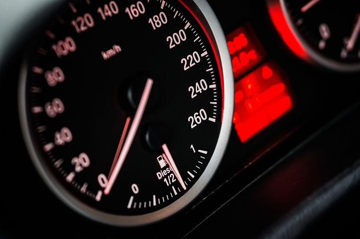 Vehicle's Speedometer