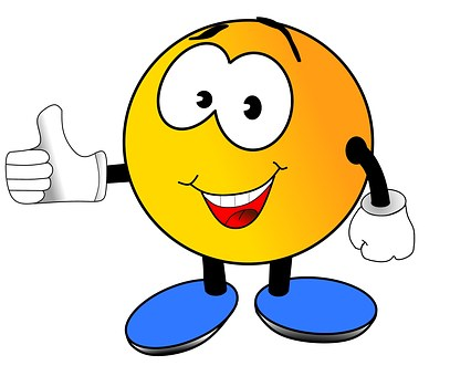 animated picture of thumbs up