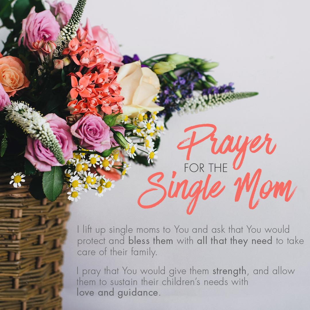Prayer for the Single Mom