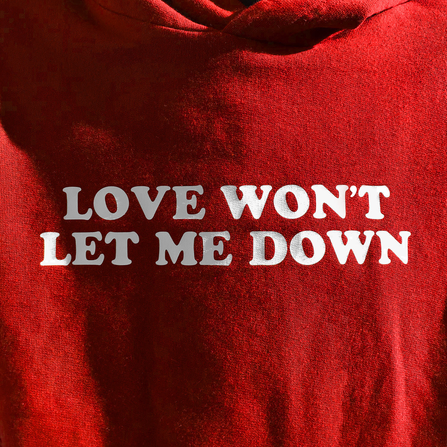 Love Won't Let Me Down (Single)