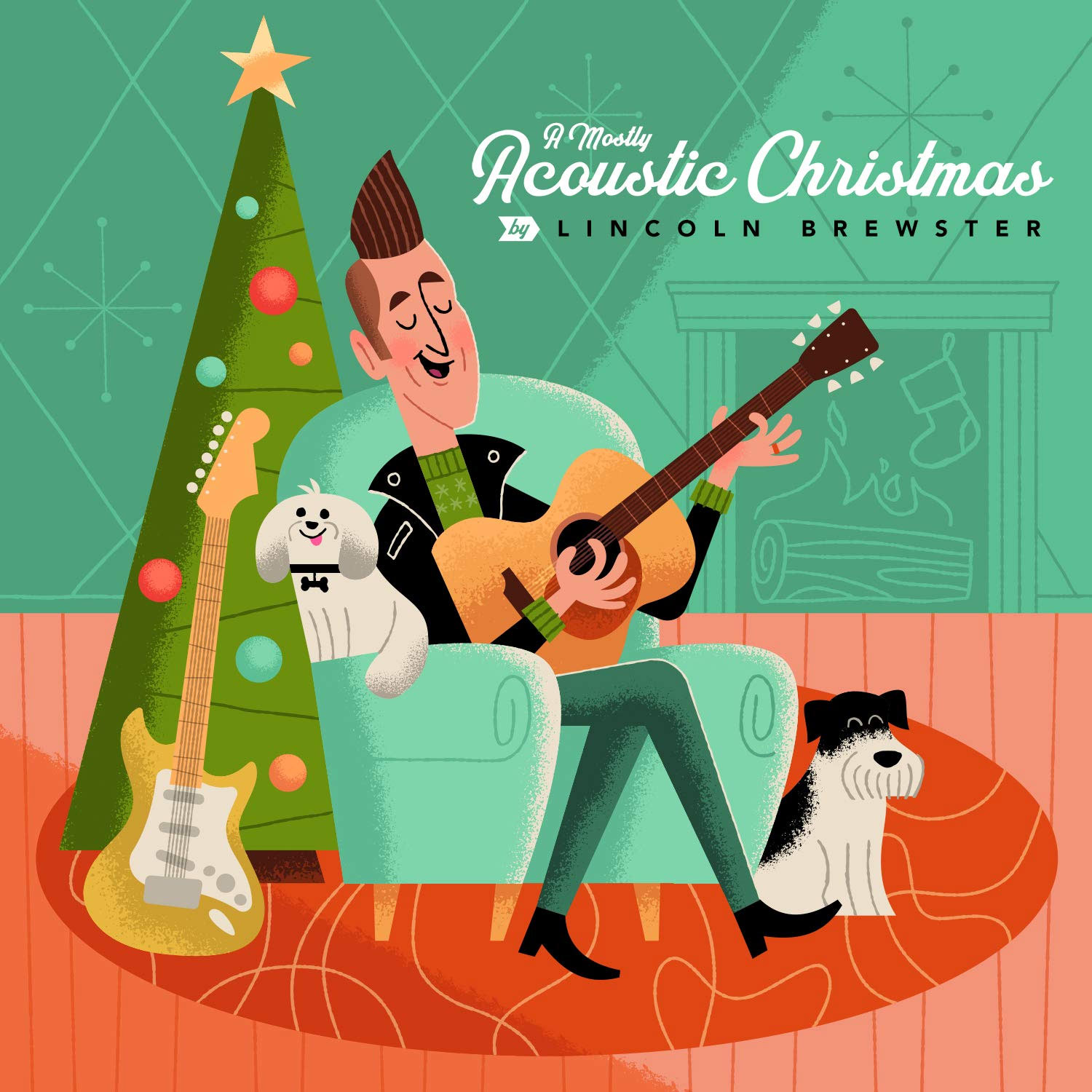 The Christmas Song - Lincoln Brewster