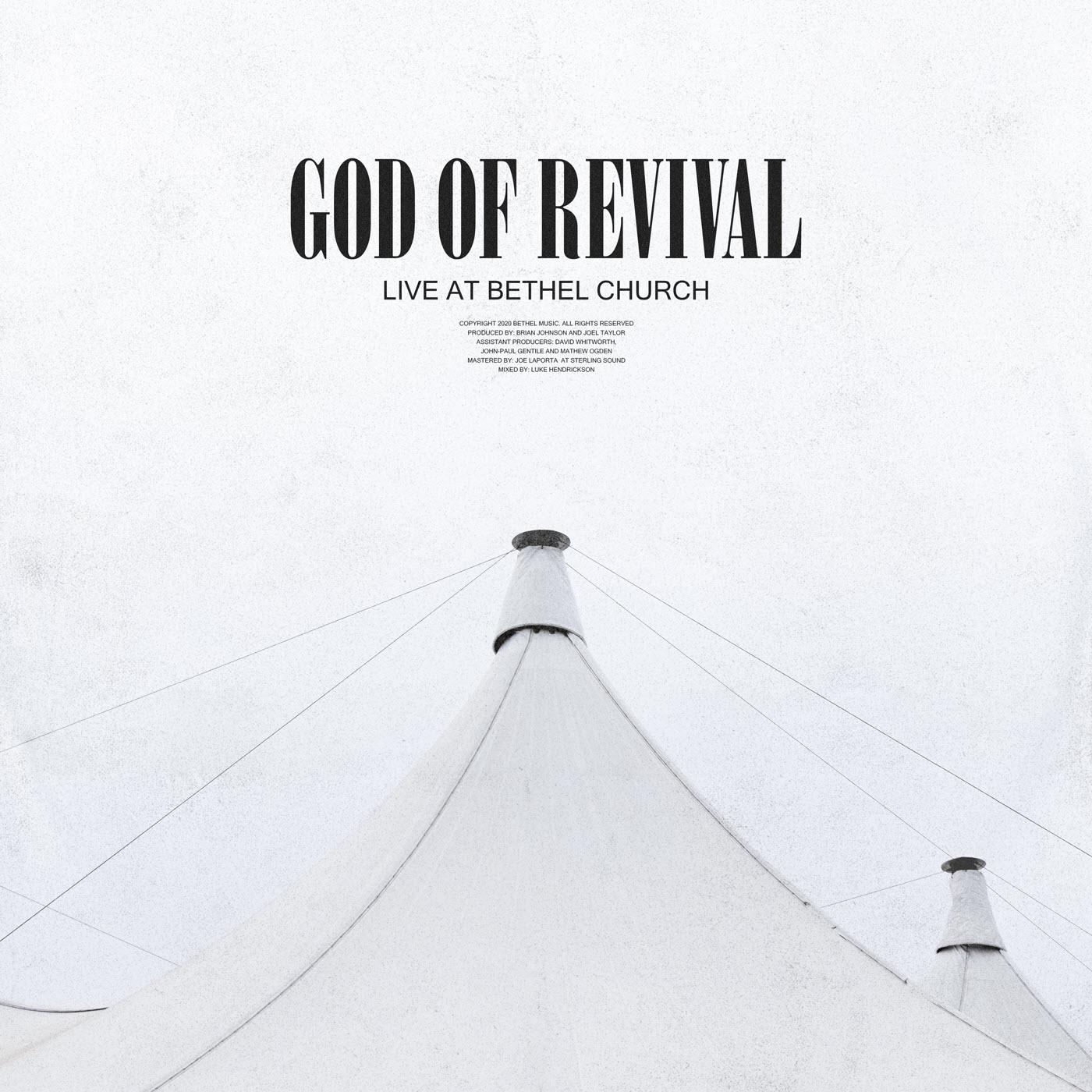 God Of Revival (Single)