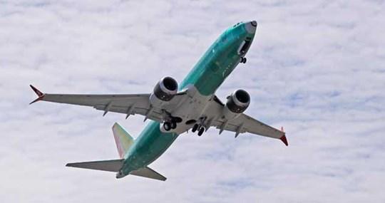 Boeing Plane 737 Max