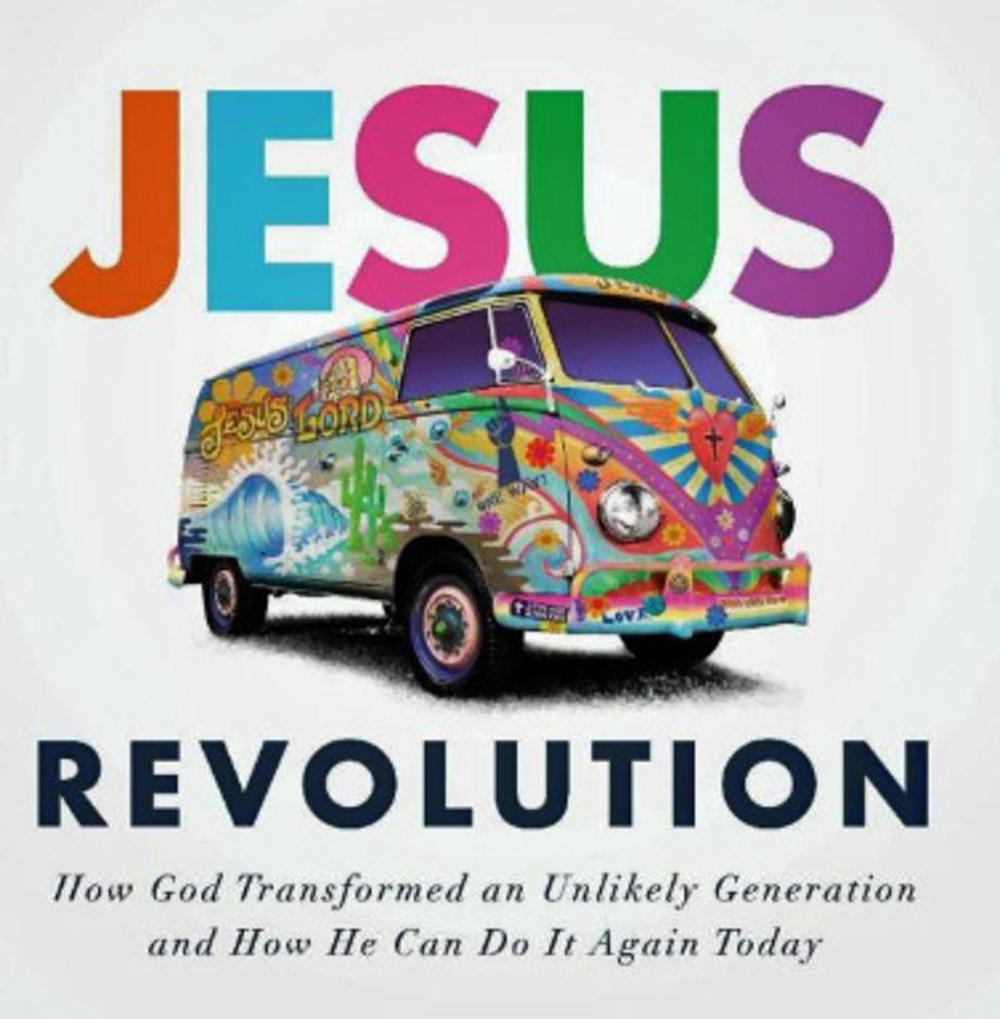 """Jesus Revolution"" movie"