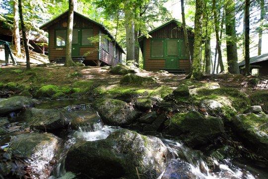 Camp Winnebago in Maine