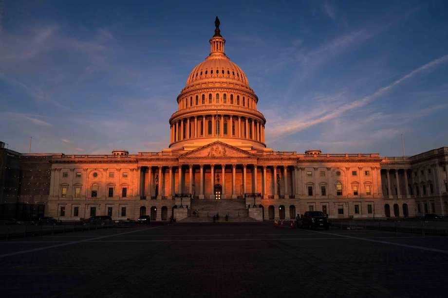 US Congressional Building