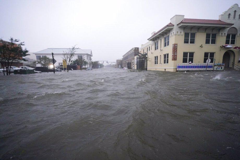 Downtown Pensacola, Fla.