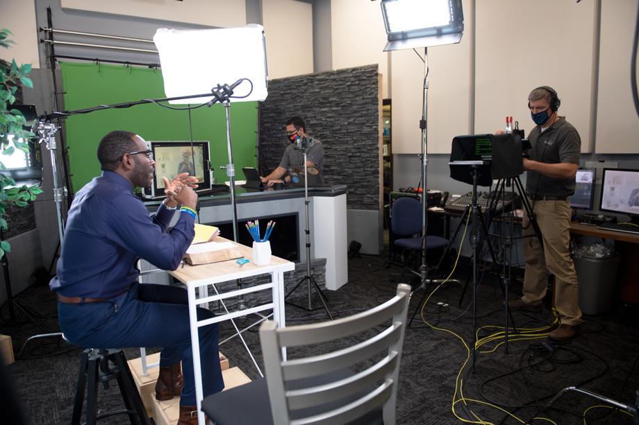 Dr. Kevin Jones hosts video