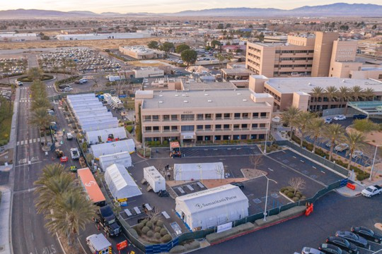 Lancaster, California: Antelope Valley Hospital