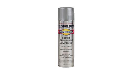 Can of Rust-Oleum Aerosol Paint