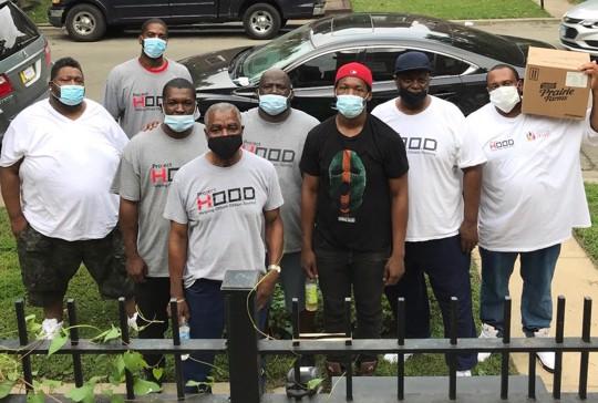 Project H.O.O.D. Violence Prevention Team