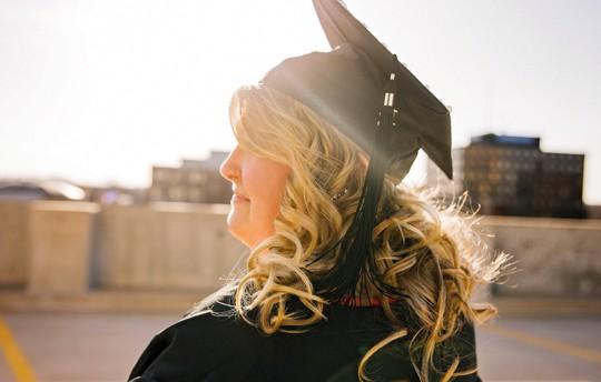 Graduates contemplate life interrupted