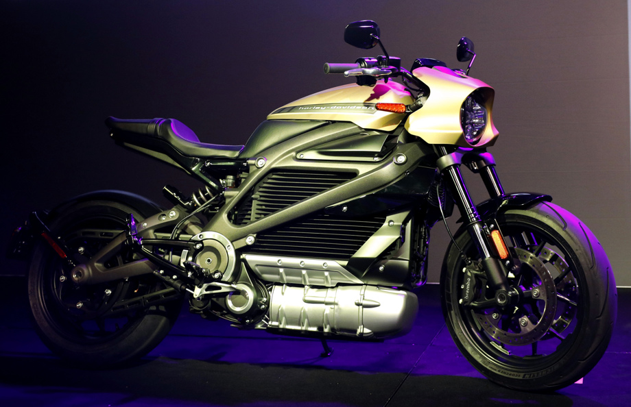 Harley-Davidson Motorcycles LiveWire