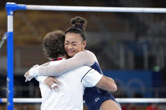 Susina Lee wins Gold
