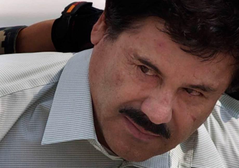 Joaquin 'El Chappo' Guzman