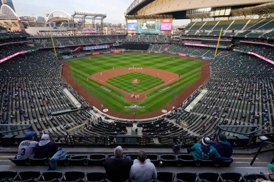 T-Mobile Park in Seattle