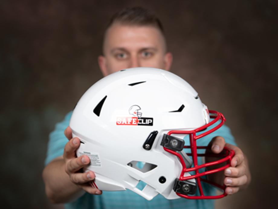 S.A.F.E. (Shock Absorbing Football Equipment