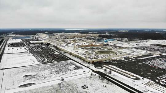 Former GM Lordstown Auto Plant