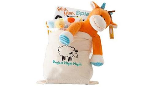 Project Night Night gift bag