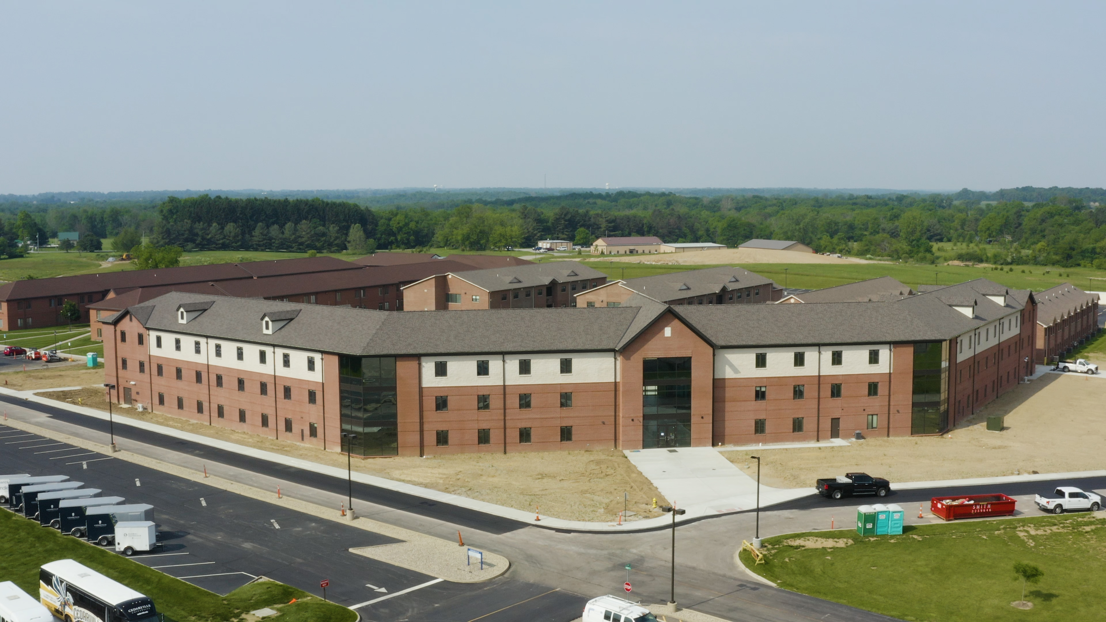 New residence hall on Cedarville Campus