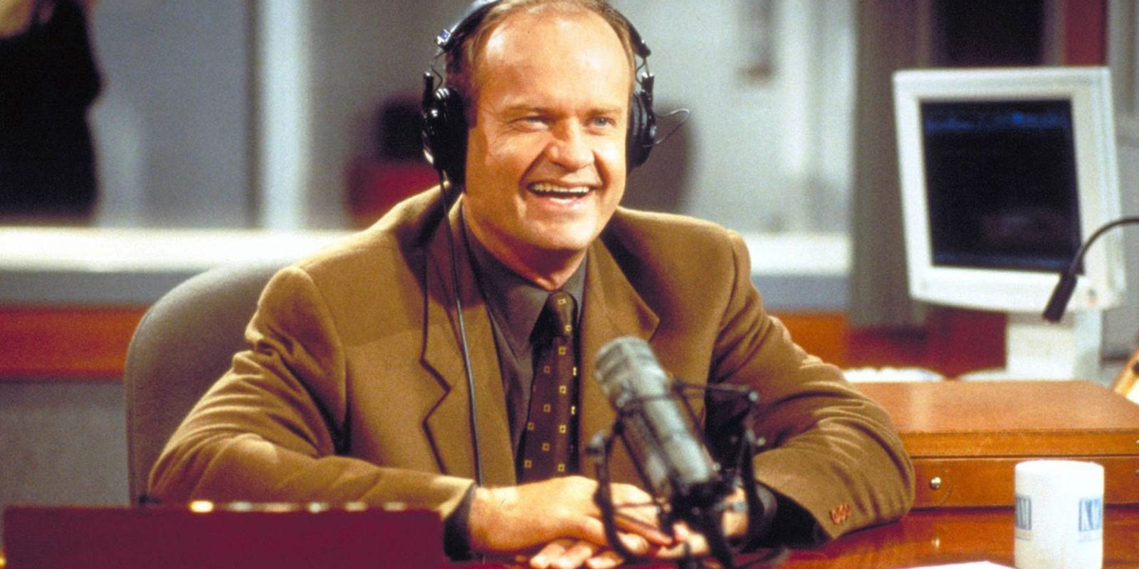 New Streaming Service Is Courting Fans With 'Frasier' Revival, 'Mission: Impossible 7'