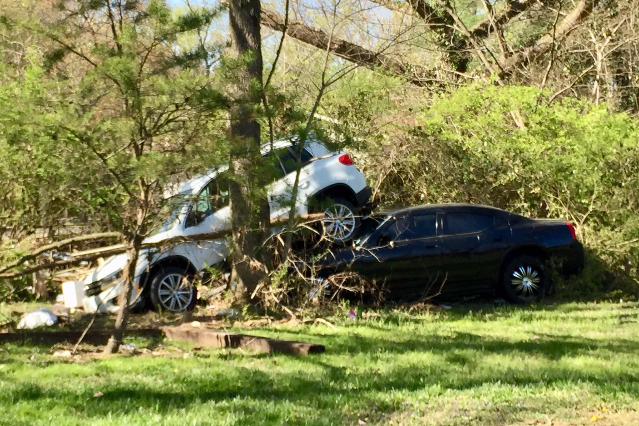 Flood damage/Nashville area
