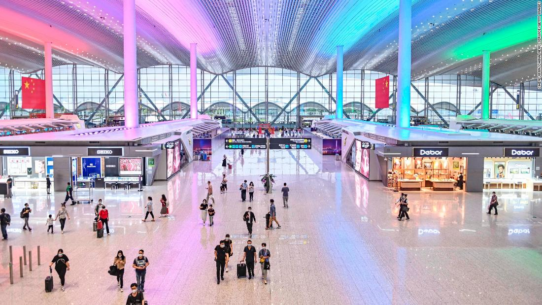 After More Than Two Decades, There's A New World's Busiest Airport