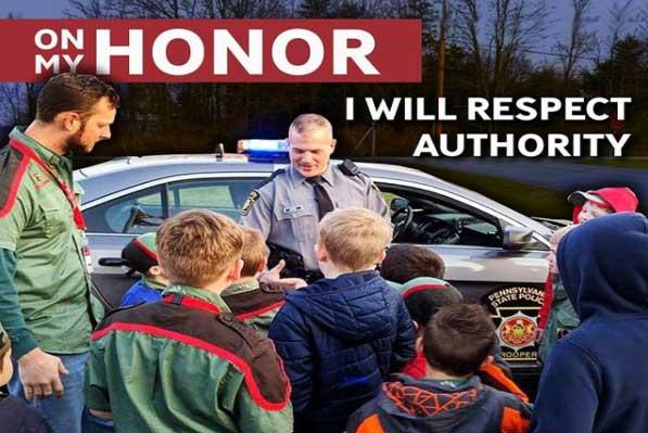 respect authority