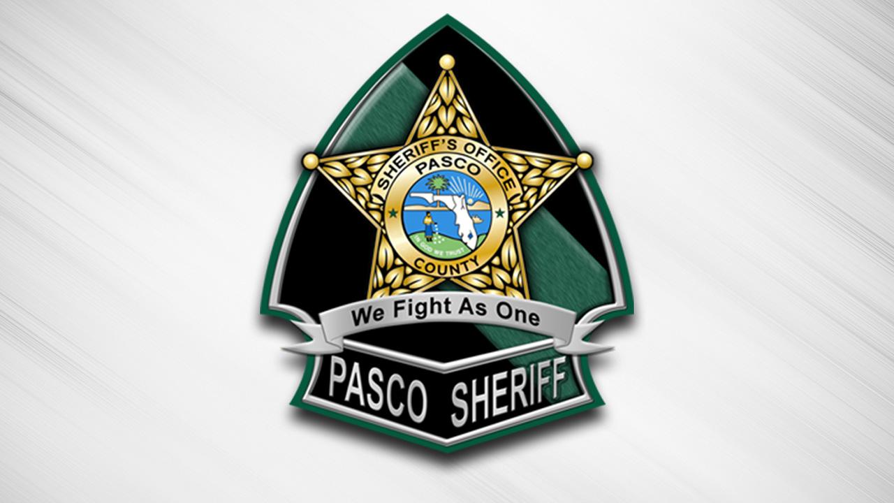 Pasco County Sheriff's Badge