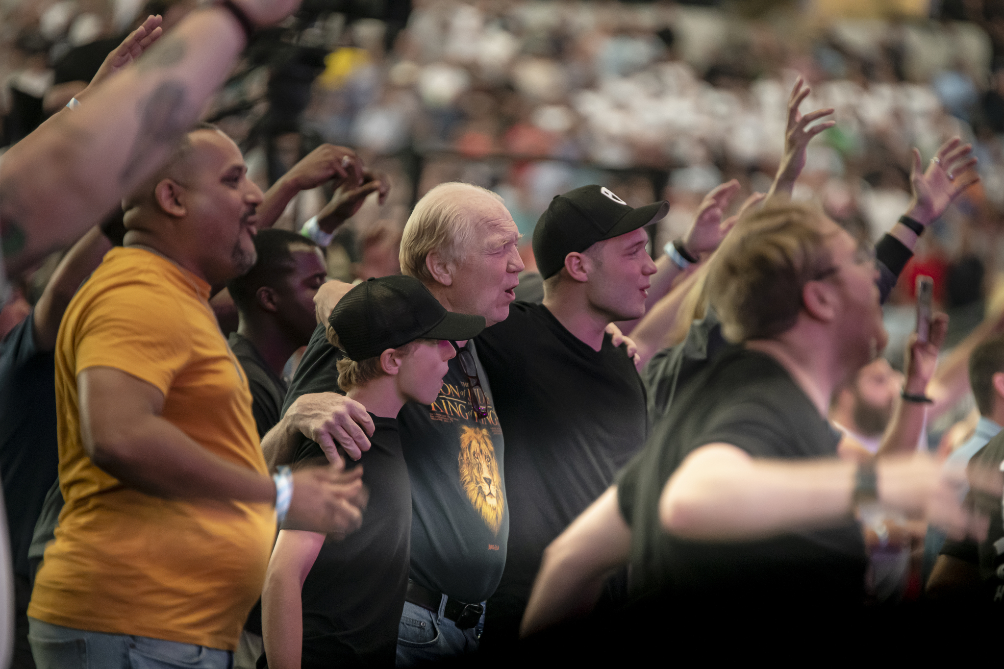 Promise Keepers AT&T Stadium
