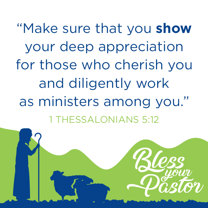 Bless Your Pastor image