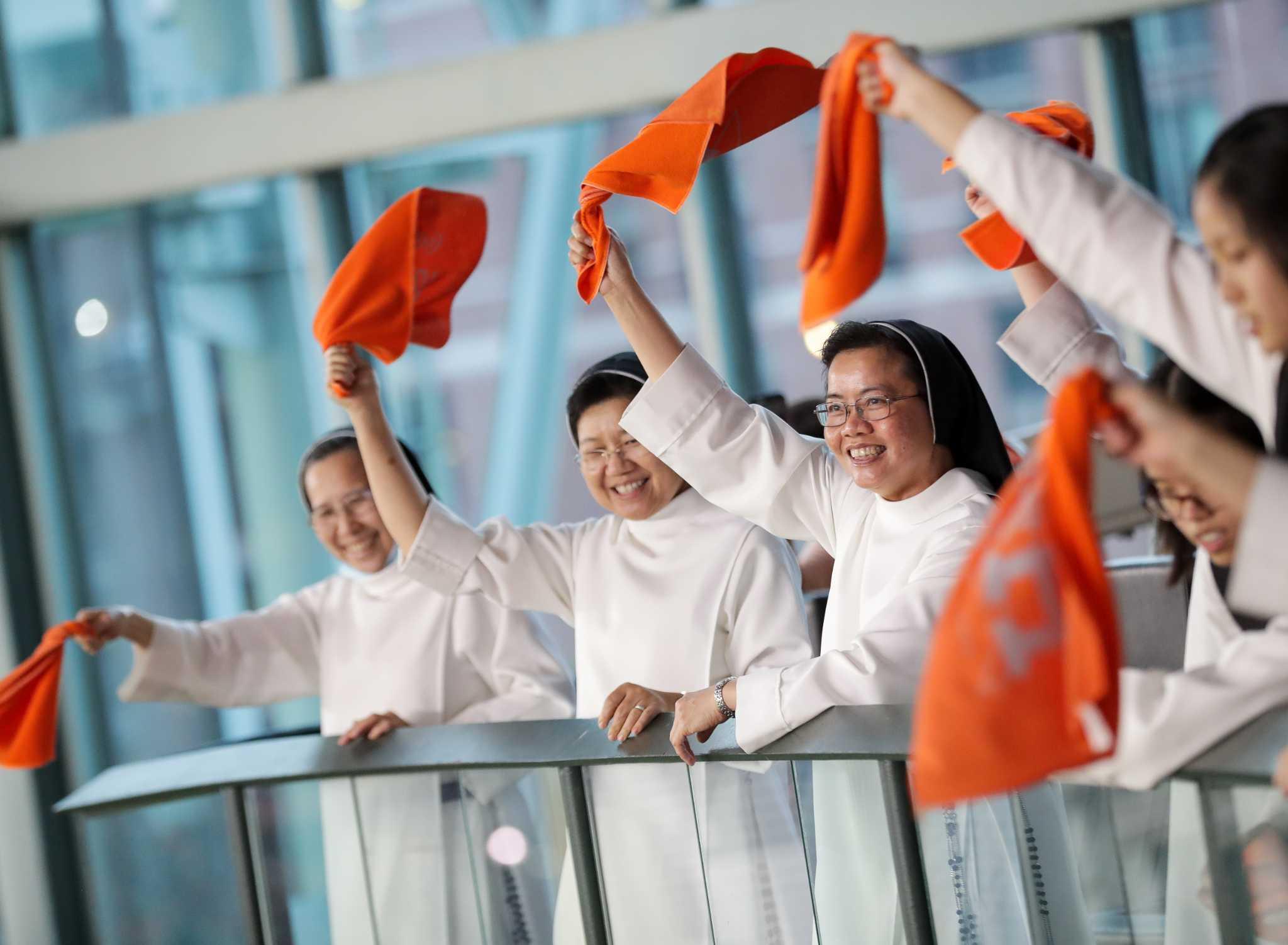 Rally Nuns