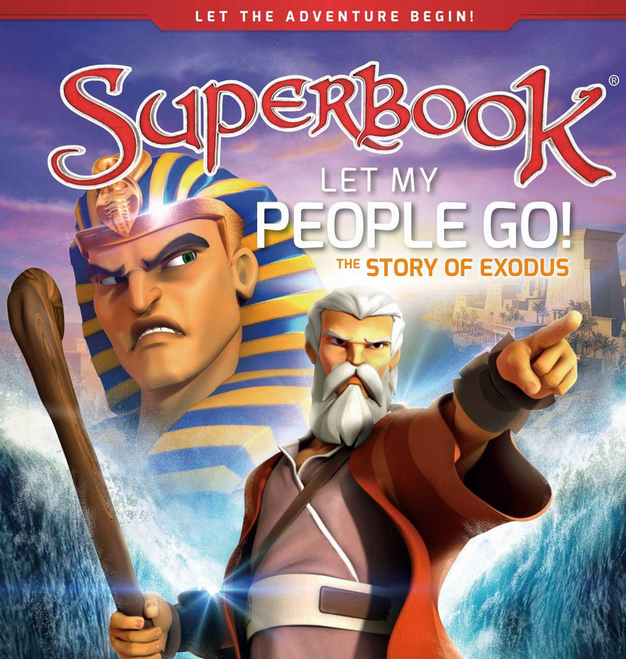 Superbook book form